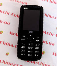 Противоударный телефон LAND ROVER XP3500 - 2 Sim  12000 mAh power bank , фото 3