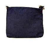 Джинсовая сумка с вышивкой Салют, фото 2