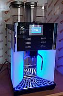Профессиональная WMF Presto кофемашина б/у суперавтомат с холодильником
