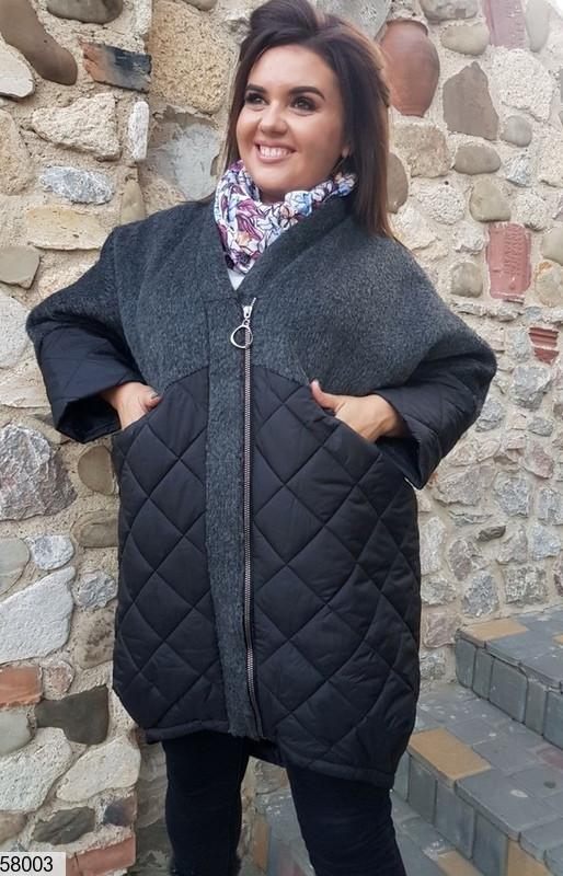Пальто 58003