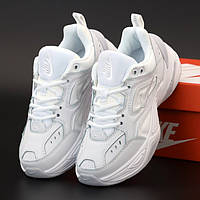 Женские кроссовки в стиле Nike M2K Tekno, белый, Вьетнам