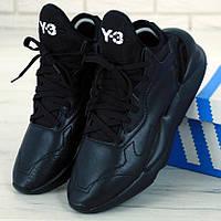 Мужские кроссовки в стиле Adidas Y-3 Kaiwa, черный, Китай