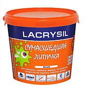Клей монтажный акриловый «Сумасшедшая липучка» Lacrysil, 12,0кг