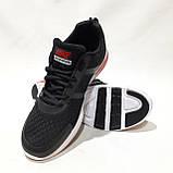 Мужские кроссовки летние текстиль, сетка в стиле Nike Найк летние кроссовки, фото 4