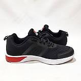 Мужские кроссовки летние текстиль, сетка в стиле Nike Найк летние кроссовки, фото 6