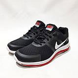 Мужские кроссовки летние текстиль, сетка в стиле Nike Найк летние кроссовки, фото 2