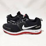 Мужские кроссовки летние текстиль, сетка в стиле Nike Найк летние кроссовки, фото 5