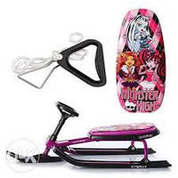 Снегокат Bambi Monster High MS 0896