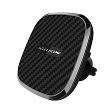 Автодержатель Nillkin Car magnetic wireless charger Fast charge - B Model с функцией беспроводной зарядкой