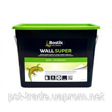 BOSTIK-76 WALL SUPER Клей для стеклохолста, 15 л