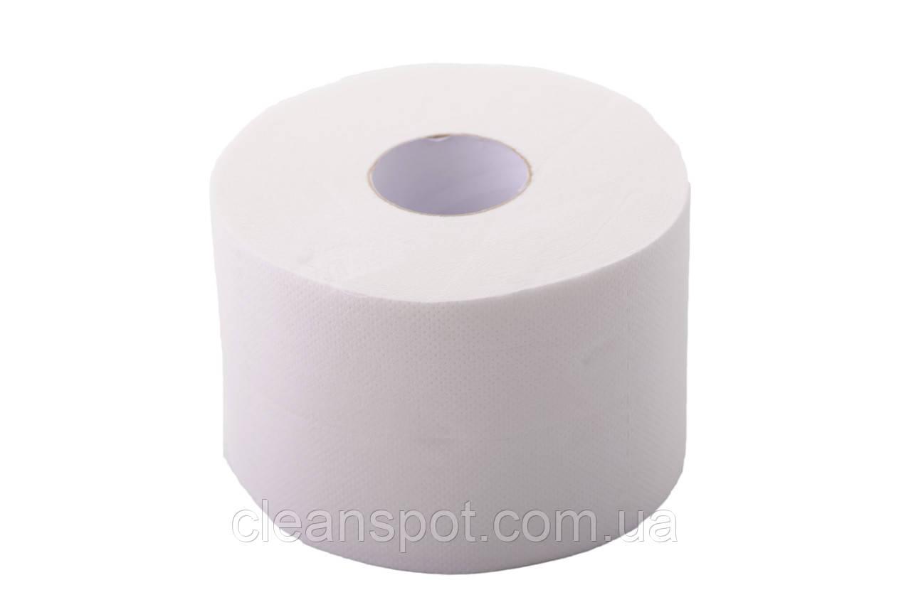 Туалетная бумага белая 50м Eco Point
