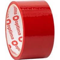Скотч упаковочный 48мм х 33м O45304-03 красный