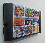 Картридж Sega 9в1 Boogerman adventure Micromachines 2 turbo Earthworm jim 2, фото 3