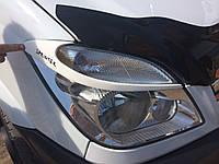 """Реснички """"Луна"""" (под покраску) Mercedes Sprinter W906"""