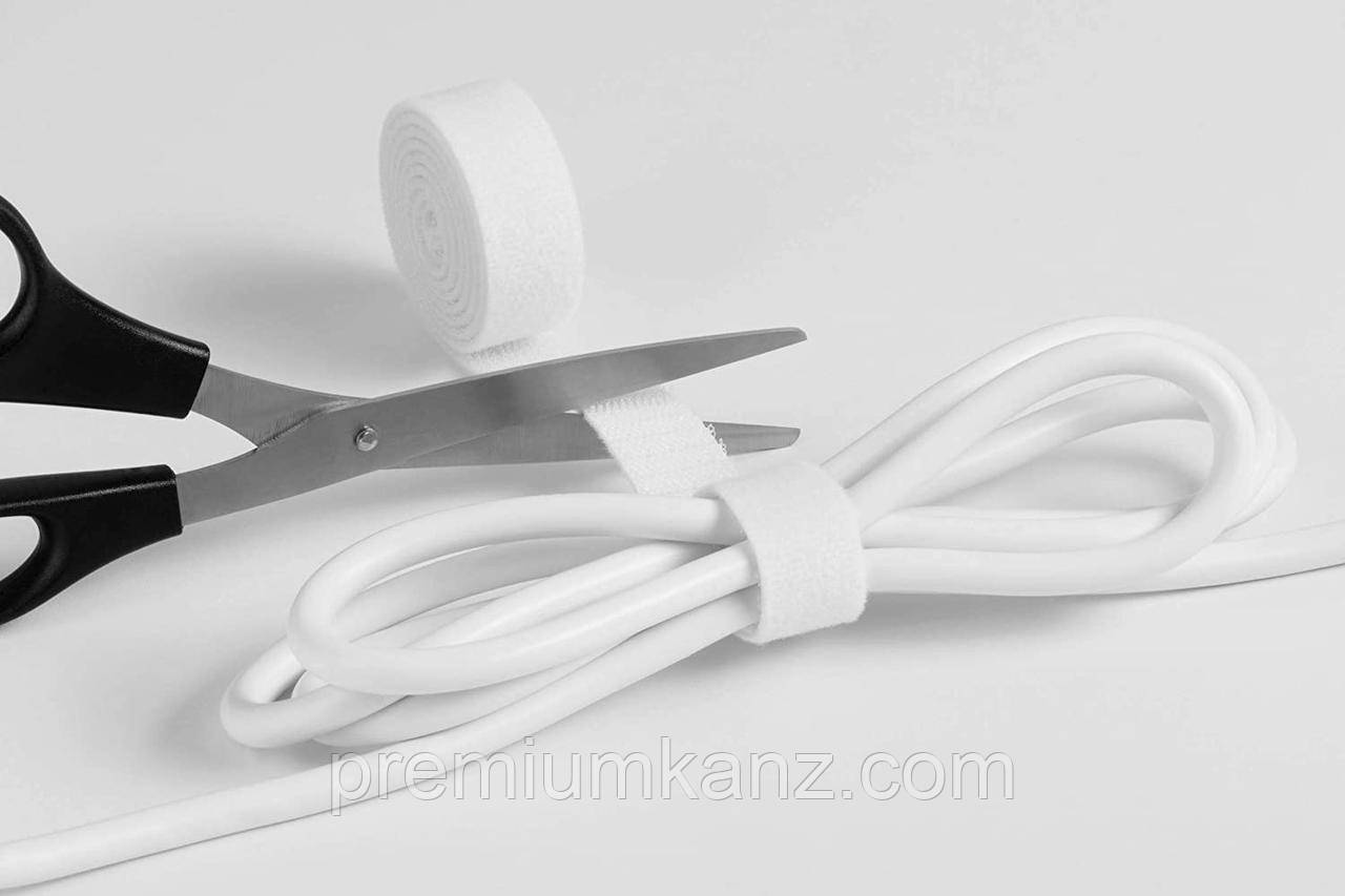 Лента на липучке для фиксации проводов  100 х 3 см, CAVOLINE DURABLE
