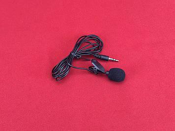Мікрофон з прищіпкою YW-001 Mini-jack 3.5