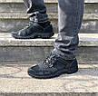 Кросівки чоловічі шкіра штучна, фото 4
