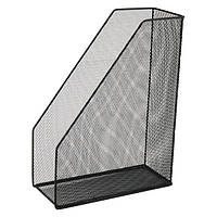 Лоток вертикальний 100x250x320 мм металевий Axent 2120-01-А черный