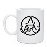 Чашка деколь Anarchy Bike
