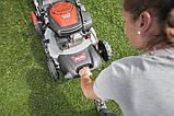 Професійна газонокосарка бензинова самохідна для трави AL-KO EASY 4.6 SP-S 113795, фото 7