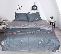 ТМ TAG Комплект постельного белья с компаньоном S417, фото 1