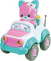 Интерактивная игрушка Clementoni Kitty RC Vehicle Автомобиль на р / у (61719)