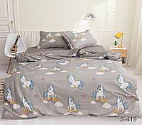 ТМ TAG Комплект постельного белья с компаньоном S419, фото 1