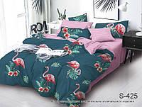ТМ TAG Комплект постельного белья с компаньоном S425, фото 1