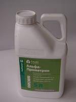 Гербицид «Альфа-Прометрин» от сорняков