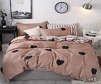 ТМ TAG Комплект постельного белья с компаньоном S448, фото 1