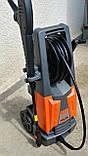 Потужна мийка високого тиску (керхер) для авто Oleo-Mac PW115C мінімийка, фото 8