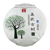 Чай Пуэр Шен Yi Wu прессованный 357г