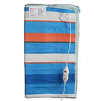 Электропростынь Electric Blanket 150 x 160 см Полоски