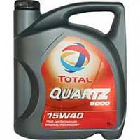 Моторное масло Total Quartz 5000 15W-40 5л