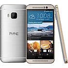 Смартфон HTC One (M9+) (Gold on Silver), фото 3