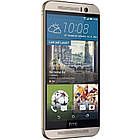 Смартфон HTC One (M9) 32GB (Gold on Silver), фото 2