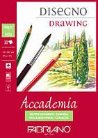 Склейка для рисунка Fabriano Accademia А4 21х29,7см 30л. 200г/м2 (8001348150770)