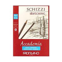 Склейка для эскизов Fabriano Accademia А5 14,8х21 см 50л. 120г/м2 (8001348150725)