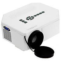 Мультимедийный проектор для домашнего кинотеатра Projector PRO-UC30 W8 Белый