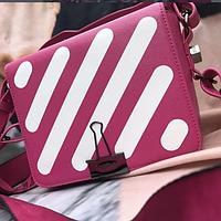 Оригинальная женская сумка клатч Off White