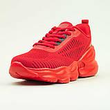 Кросівки BaaS 1663-8 Ж 579230 Червоні, фото 5