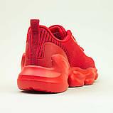 Кросівки BaaS 1663-8 Ж 579230 Червоні, фото 7