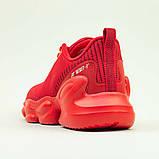 Кроссовки BaaS 1663-8 Ж 579230 Красные, фото 8