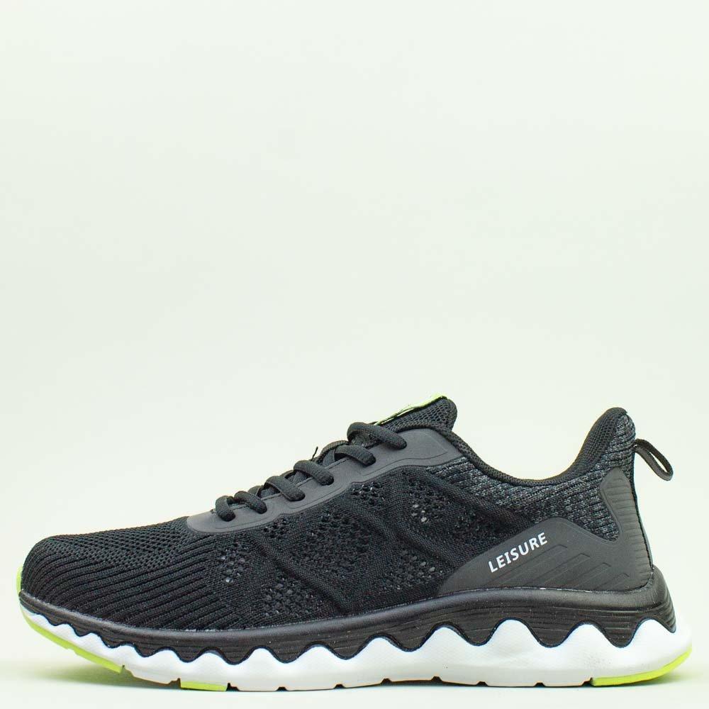 Кросівки Supo 2191-5 М 579253 Чорні 42