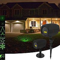 Уличный лазерный проектор Star Shower RD-8008 (14573)