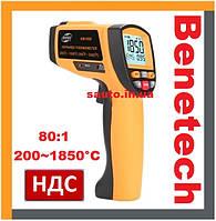 Benetech GM1850. Термометр, пирометр инфракрасный, цифровой, бесконтактный, ик, градусник, электронный