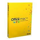 Microsoft Office Mac FamilyPK 2011 Russian DVD BOX (W7F-00022)