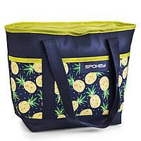 Пляжная сумка Spokey Acapulco 929518 (original) Польша, термосумка, сумка-холодильник