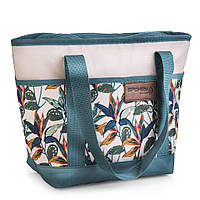 Пляжная сумка Spokey Eco Simply 929509 (original) Польша, термосумка, сумка-холодильник