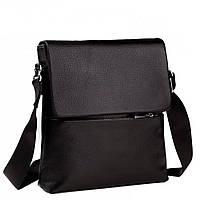 Чоловіча сумка на плече натуральна шкіра TIDING BAG M2993A